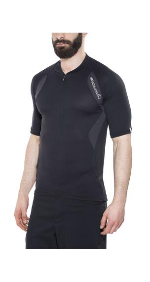 Endura Singletrack Lite Koszulka kolarska czarny